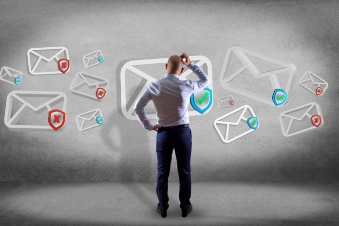 Email Security, communication