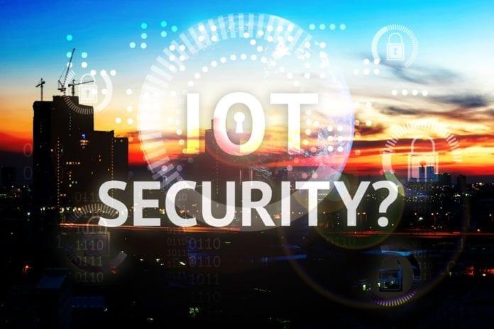 IoT, Security, Gartner