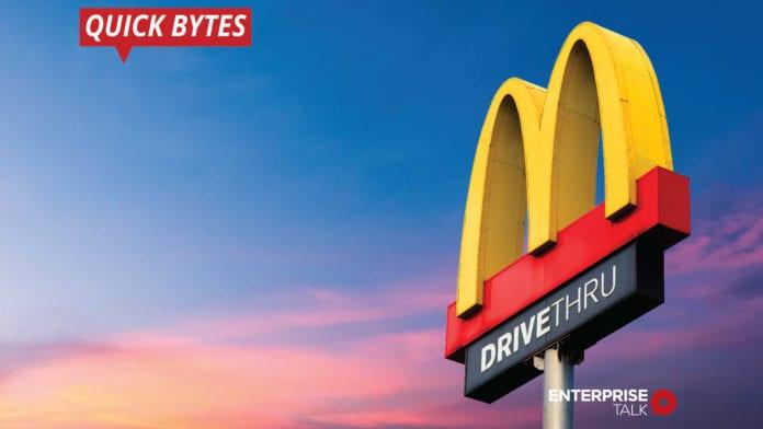 McDonalds, human-free Drive-Thrus, ML
