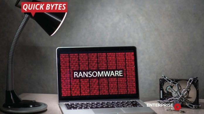 OTS, cybersecurity, Twitter, ransomware, network