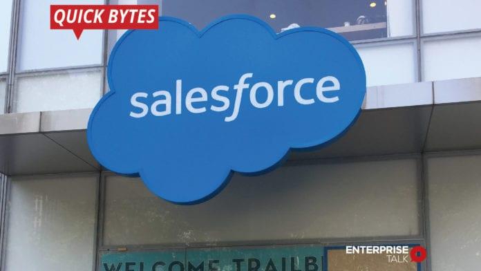 Salesforce, Amazon, AI, technology, call center, AWS, customer apps