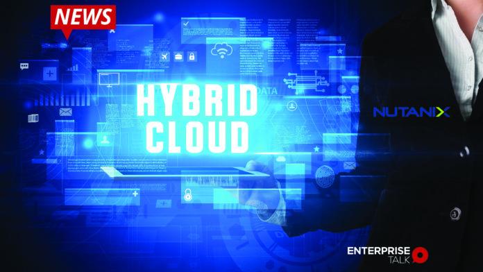 UK ISP, Cloud Services Provider, Nutanix, Customer demand, True End-To-End Hybrid Cloud Solutions