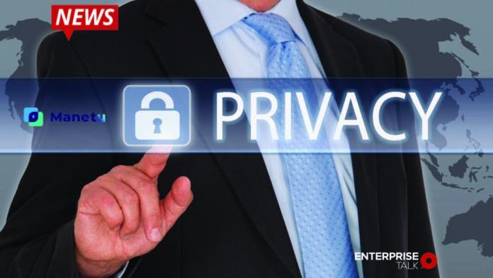 Manetu, Consumer Privacy Management service