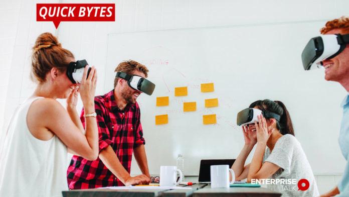 VR, startup, Funding, Strivr, Georgian Partners, Series B, enterprise, immersive data, workforce engagement