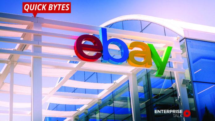 eBay, Walmart, CEO, COO, Jamie Iannone, chief executive officer