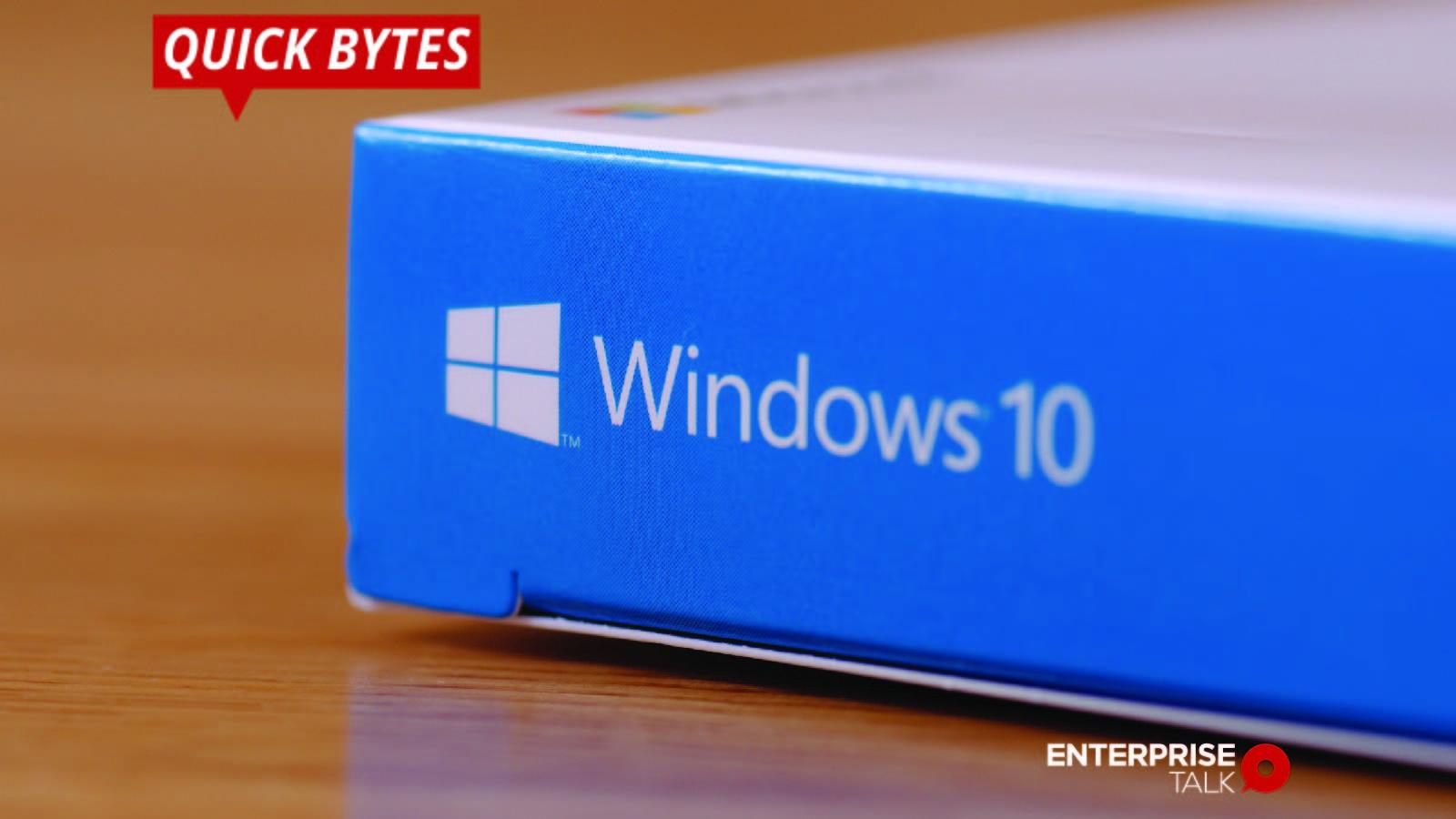 Microsoft, Windows 10 IoT Core, Windows 10 IoT Enterprise, IoT platform, Azure IoT Edge, 2021