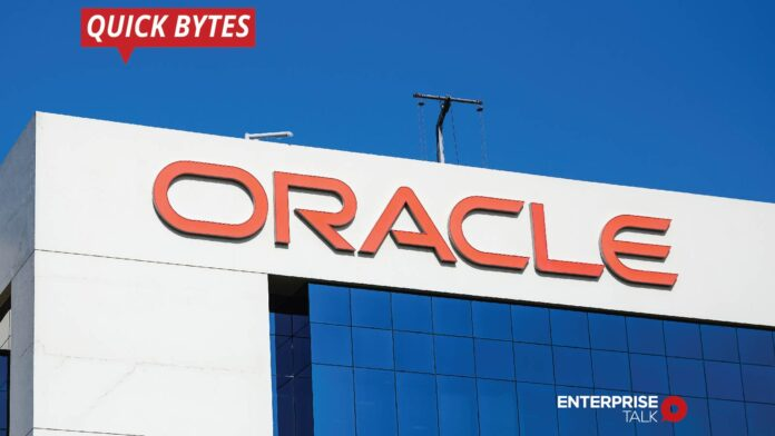 Oracle Recently Introduced Two Security Services to Allow Cloud Customers Avoid Data Breaches
